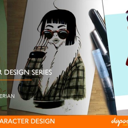 Dapoer Animasi : Character Design Series
