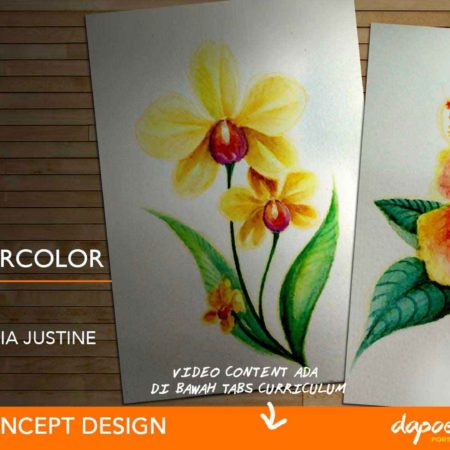 Dapoer Animasi : Basic Watercolor